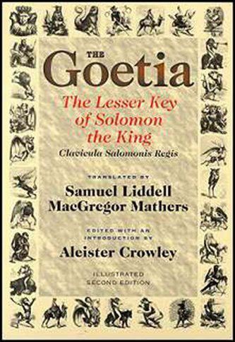 Goetia the lesser key of Solomon the King