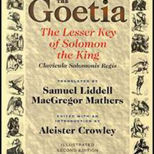 Goetia the lesser key of Solomon the King