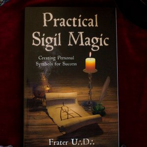 PRACTICAL SIGIL MAGIC COVER