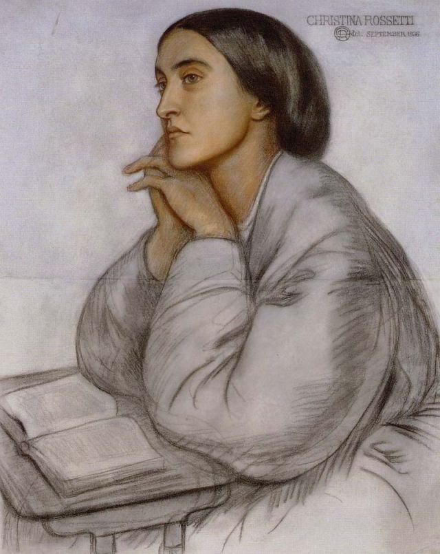 Christina Rossetti, by her brother Dante Gabriel Rossetti Peculiar Cat Funerals in the Victorian
