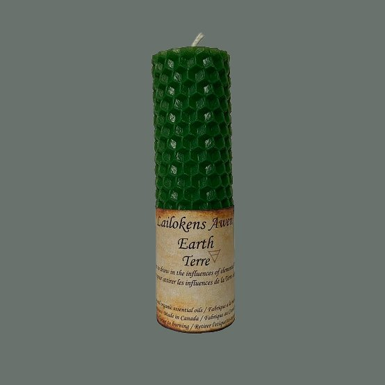 EARTH SPELL CANDLE