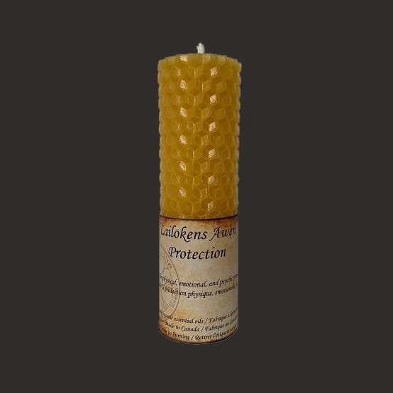 PROTECTION SPELL CANDLE