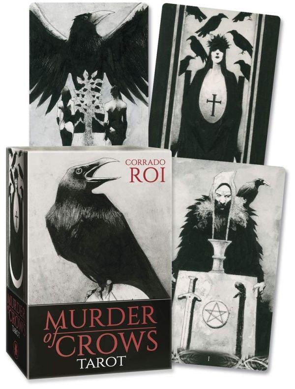 MURDER OF CROWS TAROT 61mIxGENTyL