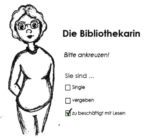 Die Bibliothekarin – Miniserie 02, Nr. 10 – Bitte ankreuzen!