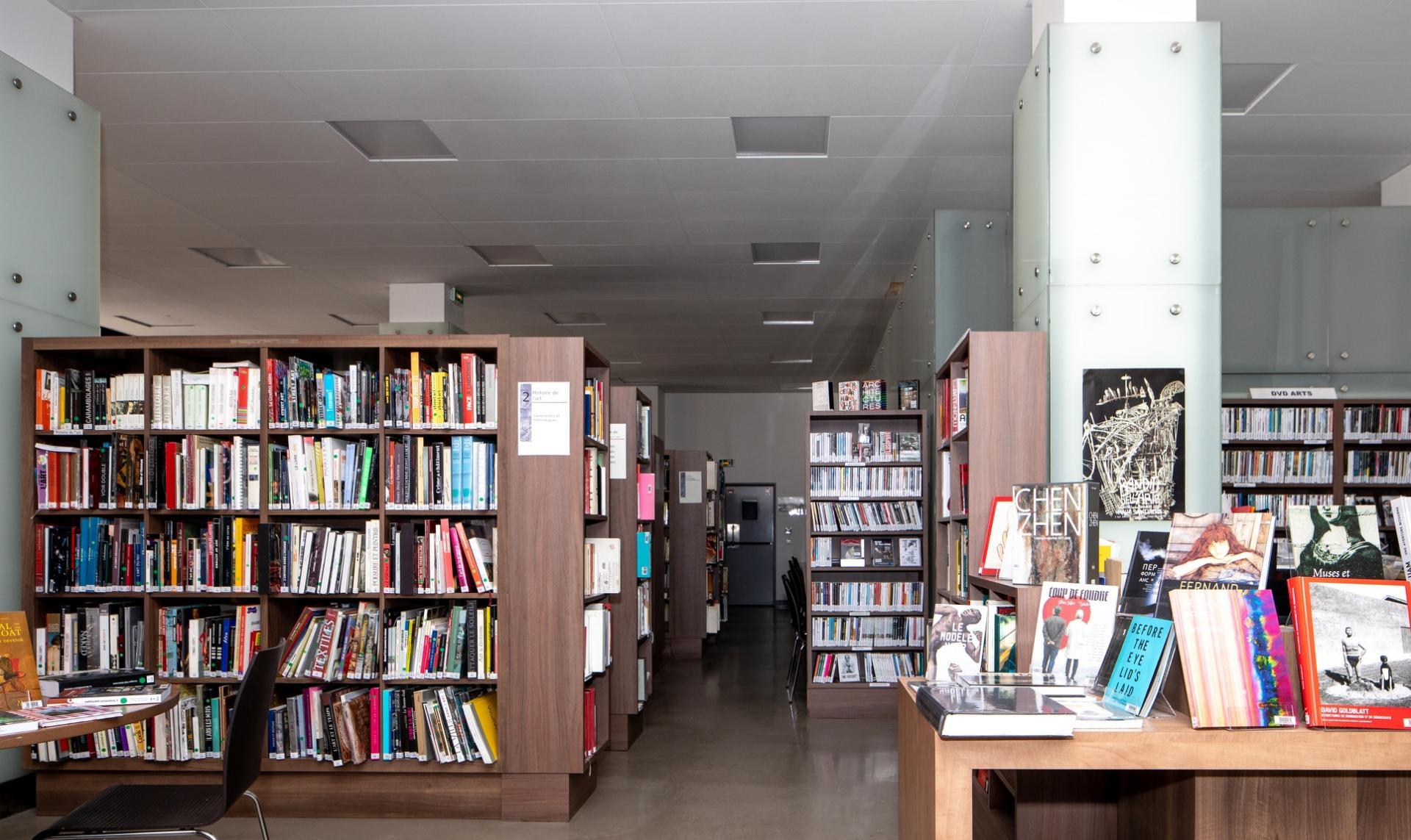 liste des bibliotheques direction scd