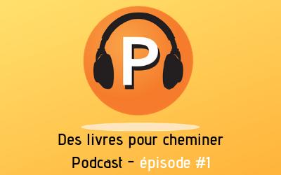 Mon premier podcast !  Un podcast sur la bibliothérapie…