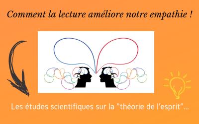 """La """"théorie de l'esprit"""", ou comment la lecture améliore nos relations sociales"""