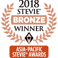 2018 Asia-Pacific Stevie® Awards