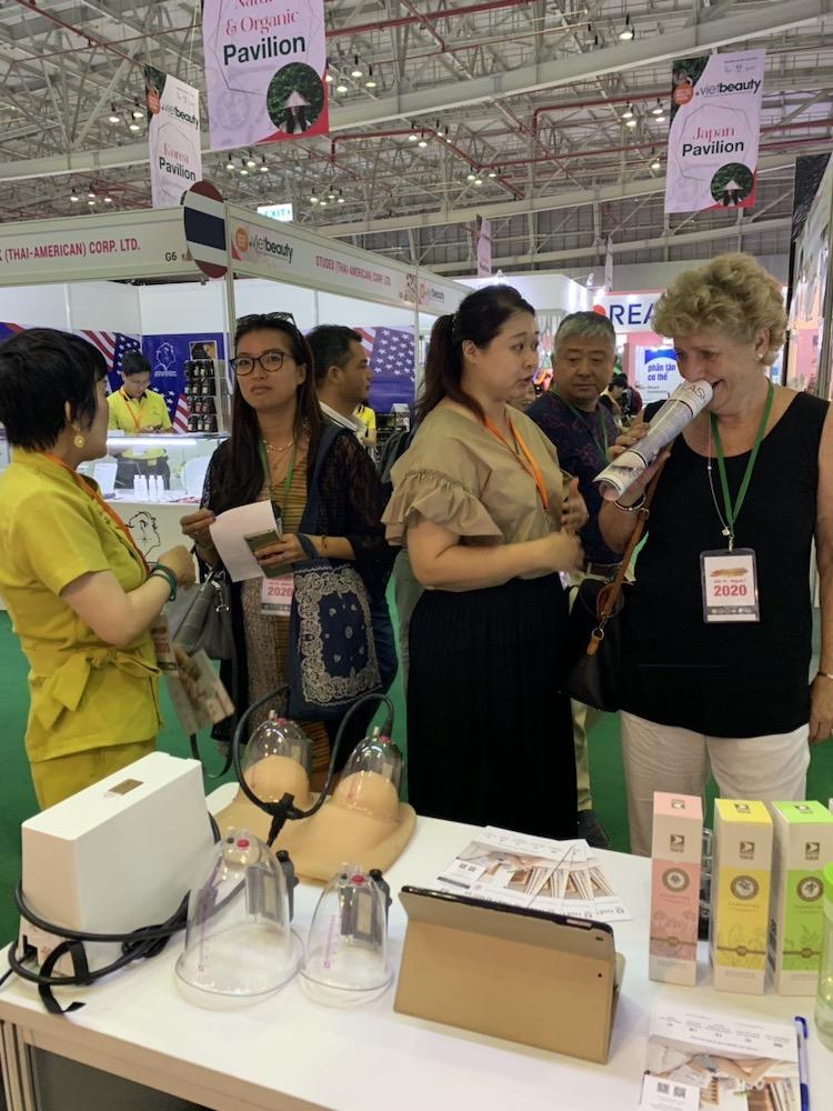 越南國際美容展