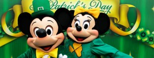 Disneyland Paris - Saint-Patrick's day