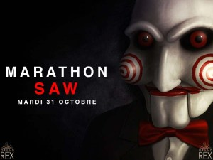 Marathon Saw Grand Rex Halloween