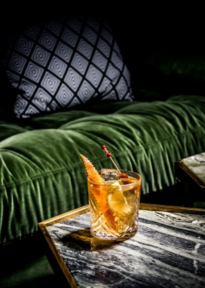 AGENDA NOVEMBRE : Old Fashioned cocktail