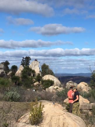 Blue Cord Hike 4