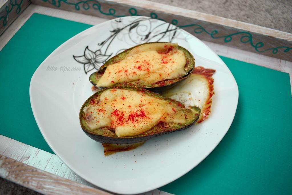 Авокадо с яйце!