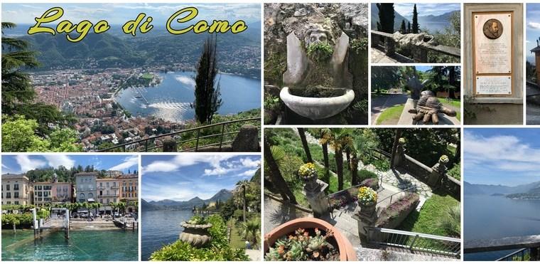 Северна Италия: Втора спирка езерото Комо