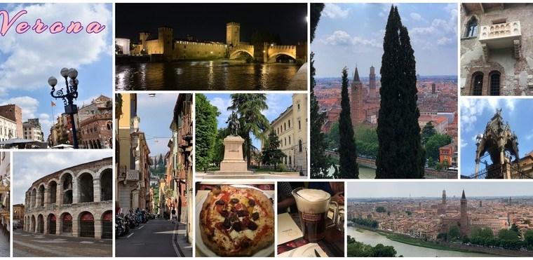 Северна Италия: Трета спирка Верона