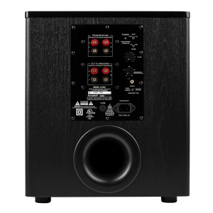 """BIC Acoustech H-100II 12"""" Subwoofer 4"""