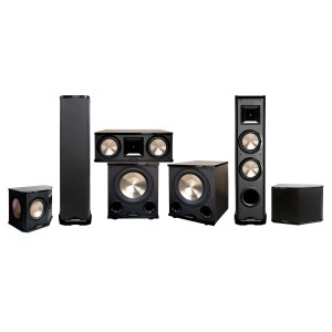 Acoustech 5.2 PL-89II-12 System - 2700W 5.1 Home Theater System