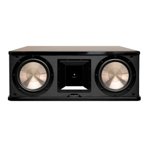 Acoustec PL-28II Center Speaker front without cover