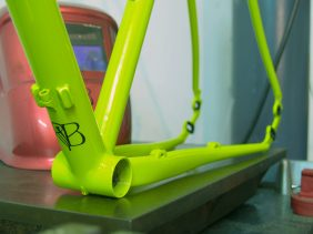 gravel bice bicycles handmade bespoke tig cabling wiring