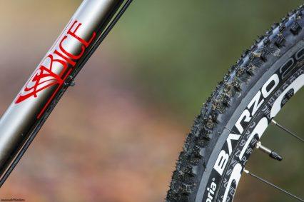 bice bicycles 29er endurello enduro hardtail bespoke vittoria