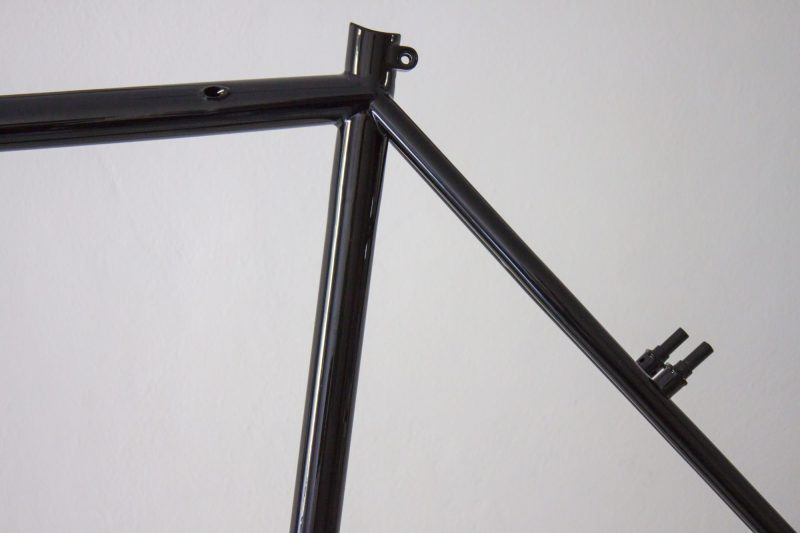 powdercoat gravel bice bicycles cantilever