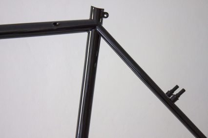 powdercoat gravel bice bicycles cantilever
