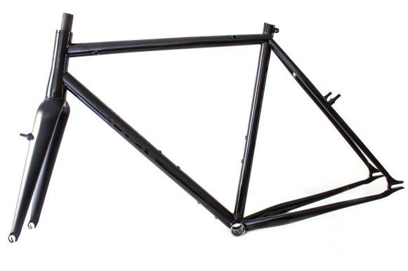 powdercoat gravel bice bicycles cantilever singlespeed