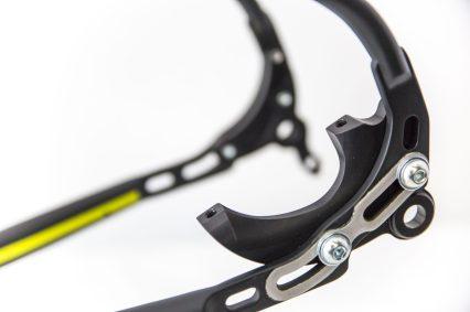 650bplus offroad bespoke handmade frame Adjustable Dropouts 29er+ 650b+