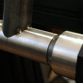 Shandon All-Mountain BespokedUK 2016 Show tig weld