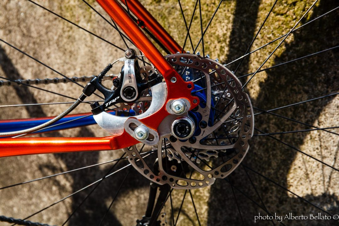 Divide OffRoad Gravel Steel Bice Bicycle paragon dropouts bikepacking