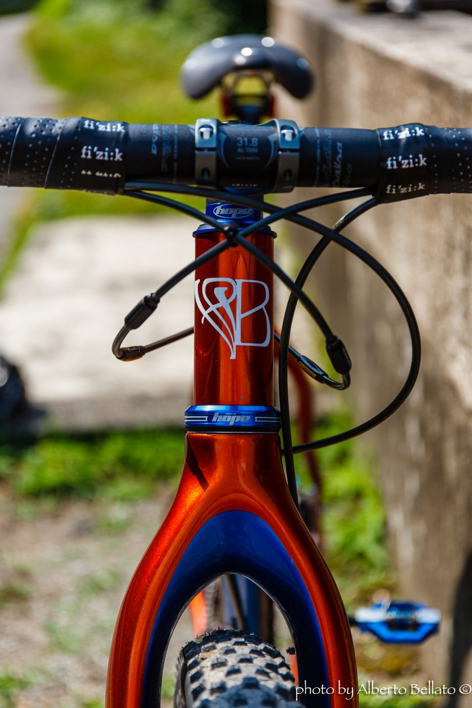 Divide OffRoad Gravel Steel Bice Bicycle tuscany trail hope