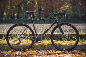 bice bicycles handmade gravel lotus with sram prologo and strada bianca