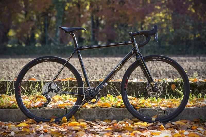 bice bicycles handmade gravel lotus with sram prologo and strada bianca
