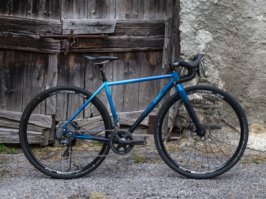 Talisman Bikepacking Gravel Complete Bike - Bice Bicycles - Copyright Rosciglione