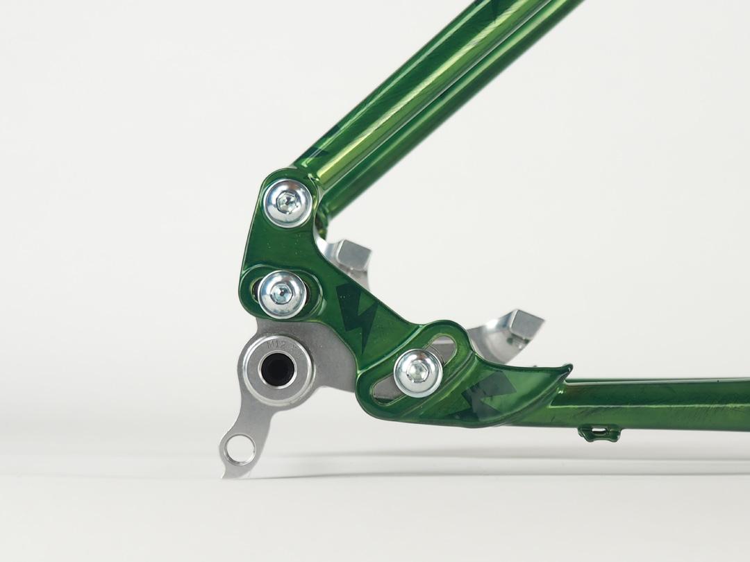 Boggie Jerk - Custom Enduro MTB - Bice Bicycles