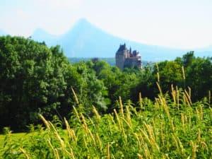 château de menthon annecy