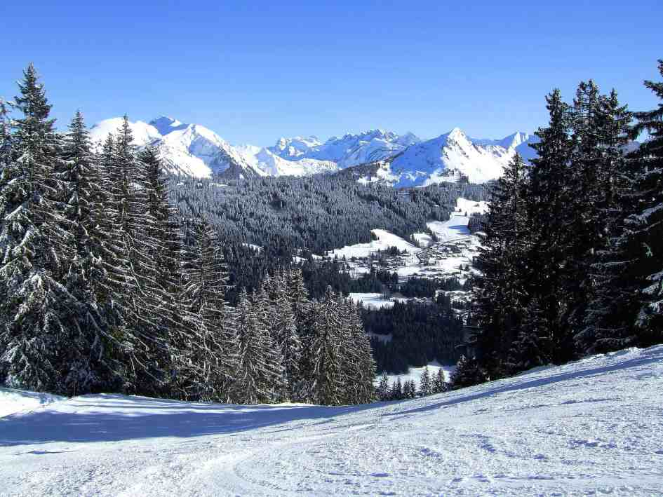 Morzine stations de ski