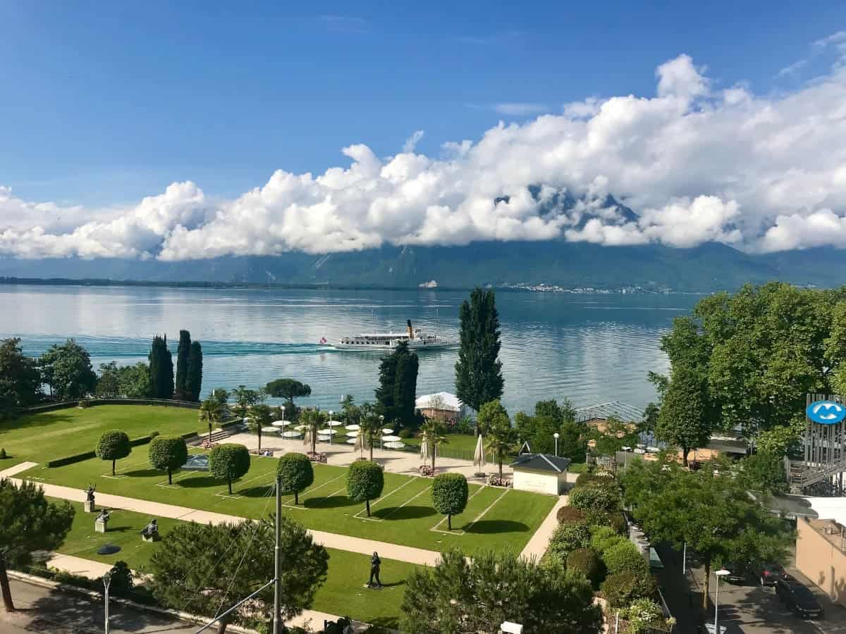 Montreux Palace Suisse