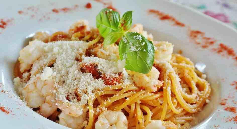 Rome Italie Pompi pasta