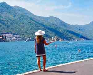 Perast Montenegro Bouches de Kotor