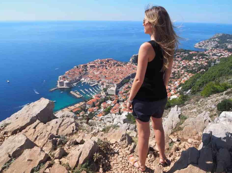 Dubrovnik Croatia 4 Remparts