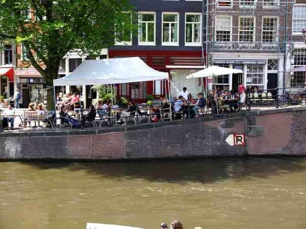 Amsterdam insolite