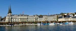 Grand Hotel National Lucerne