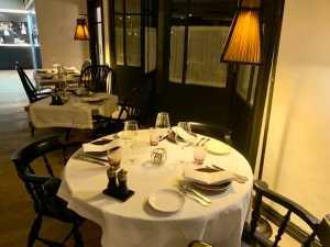 restaurant la cordee Verbier