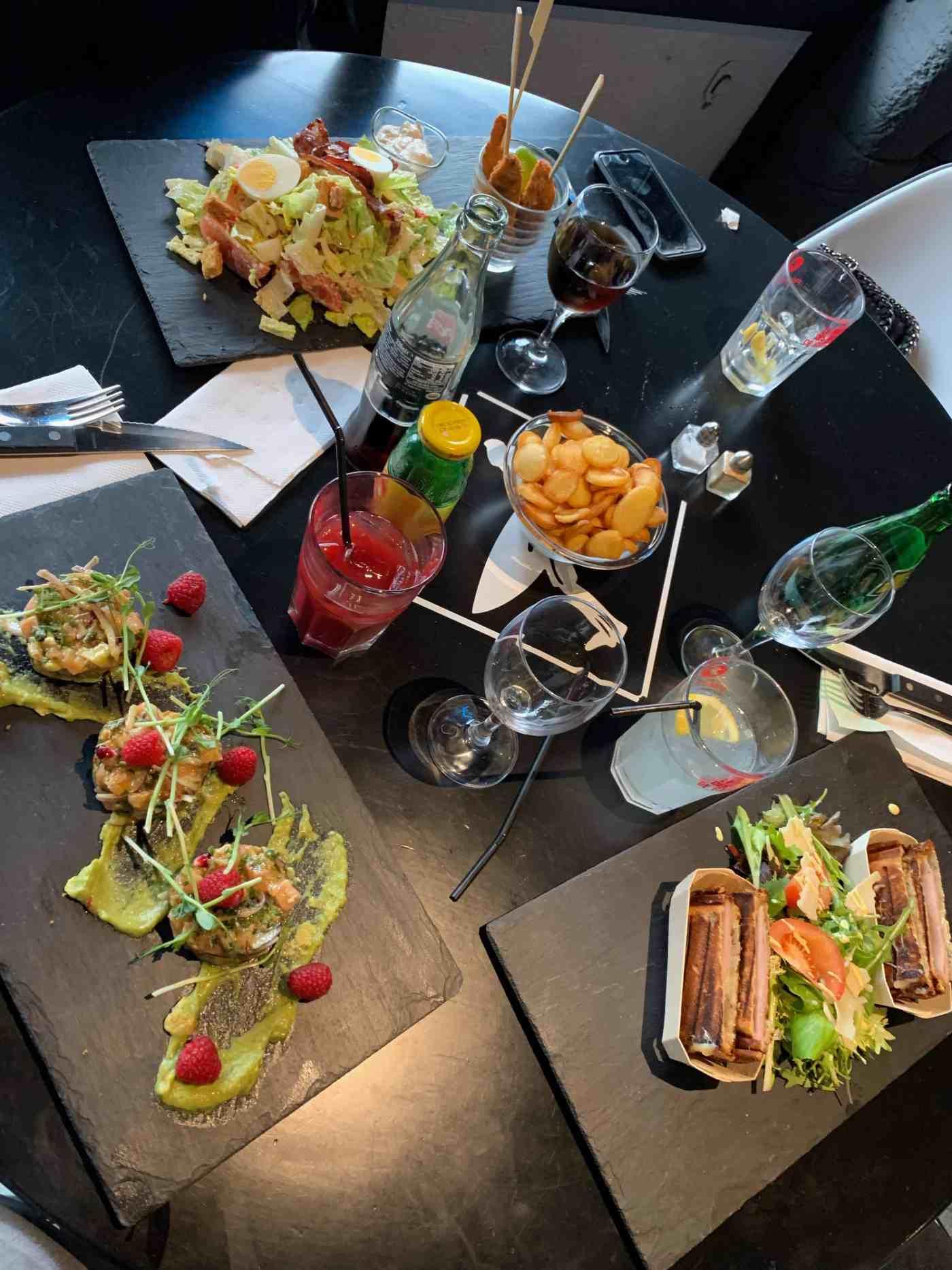 bora bora annecy où déjeuner à Annecy