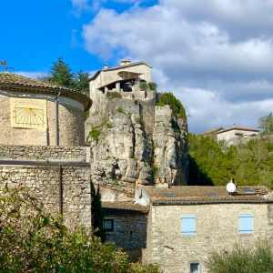 Labeaume plus beaux villages d'Ardèche