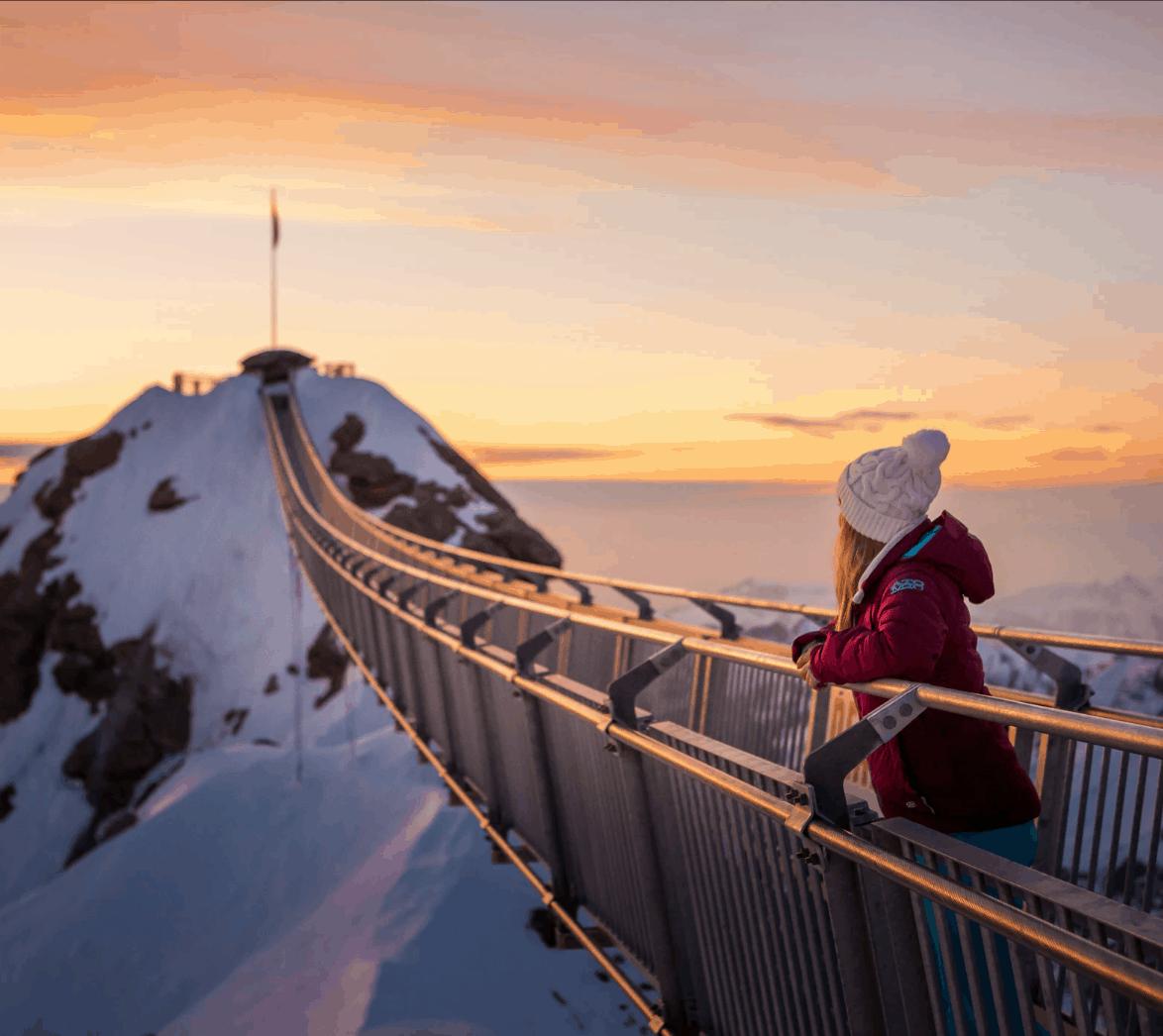 4 lieux extraordinaires à voir en Suisse