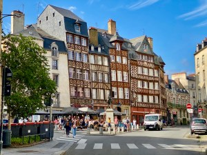 Visiter Rennes Bretagne