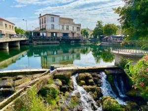 l'Isle-sur-la-sorgue Luberon